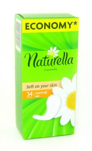 Прокладки Naturella Camomile Normal №34